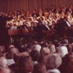 Chorfoto von 1980