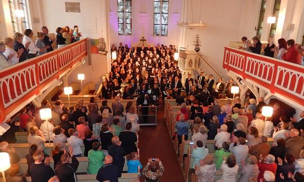 Städtischer Musikverein begeisterte bei Norderney-Konzert