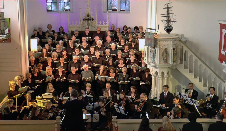 Musikverein Gladbeck Inselkirche Norderney