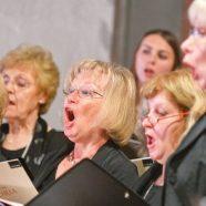 Chormusik streichelt die Seele