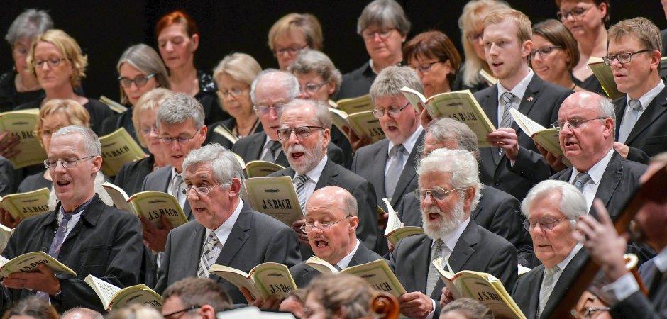 Musikverein Gladbeck - Foto: Oliver Mengedoht